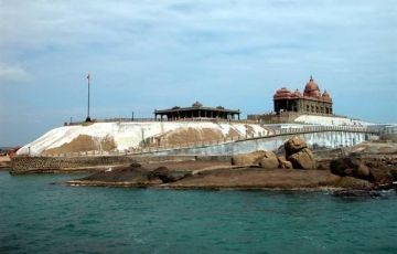 Discover South Kerala And Tamilnadu Tour