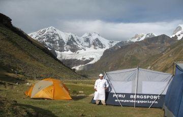 Huayhuash Circuit Trekking 10Day