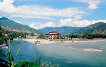 Western Bhutan Culture / Birding