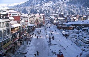 Shimla - Manali Honeymoon Tour