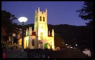 Shimla 3 Nights / 4 Days Trip