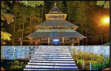 Manali Tour Package By Cab