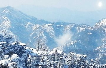 Blissful trip to Amazing Shimla