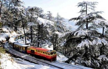 Queen of Hill Station Shimla
