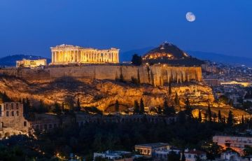 Greece 7 Nights / 8 Days