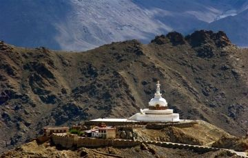Spectacular Leh Tour Package