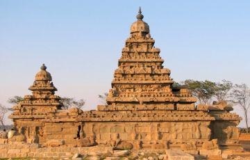 Journey Of Mahabalipuram & Pondicherry