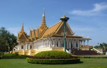 Relics Of Cambodia