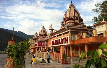 Delhi - Mussoorie - Rishikesh