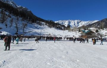 Kullu Manlai Special Honeymoon Tour Package By Volvo