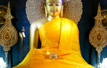 On The Path Of Lord Buddha Tour