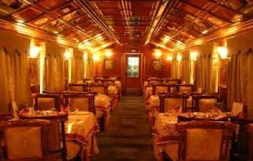 Palace on Wheels India tour