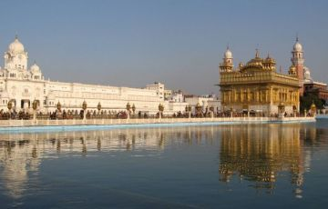Amritsar With Golden Triangle Tour