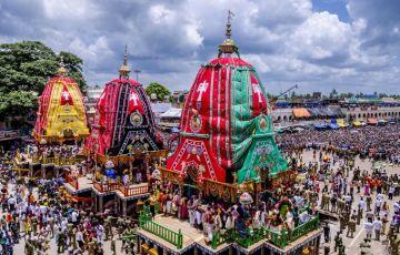 Puri Rath Yatra Tour
