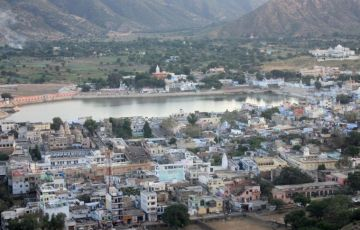 Pushkar With Golden Triangle Tour