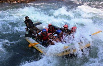 Rafting Arunachal Pradesh Tour