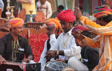 Rajasthan Central Tour
