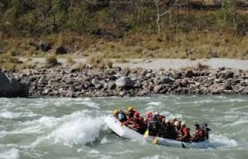 Rishikesh Rafting Package