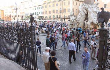Rome Getaway Tour