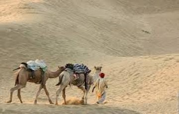 Routes and Trails - Gujarat - Rajasthan Tour