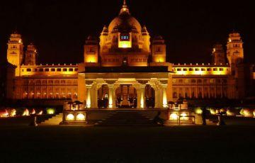 Royal Palaces of Rajasthan