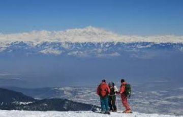 Skiing Tour in Gulmarg Tour