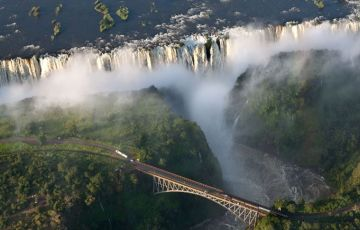 South African delight with Victoria falls Tour