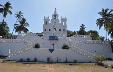 Special Goa Churches tour
