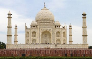Taj Mahal and Exotic Temples Tour