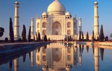 Taj Mahal Tiger Tour