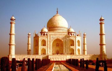 Taj Mahal With Tiger Tour