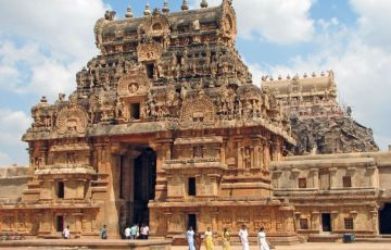 Temple Tour of Southern India Tour