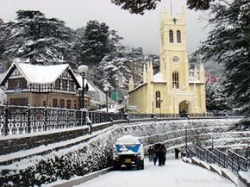 6 Days/ 5 Nights Shimla - Manali Tour