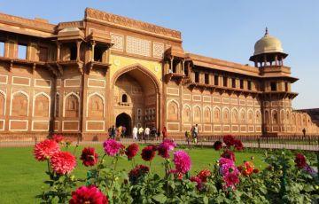 The Agra Golden Triangle Tour