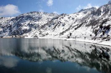 The Himalayan Grandeur