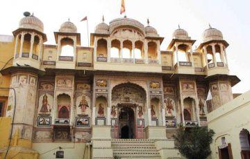 The Rajasthan Heritage Tour