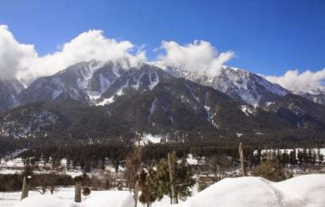 The Vale of Kashmir With Golden Triangle Tour