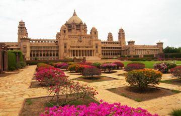 Trip To Golden Jodhpur