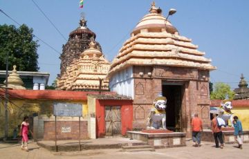 Trip to Orissa