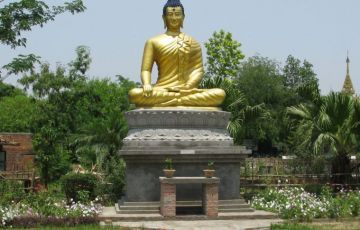 Unique Footprints Of Lord Buddha Tour