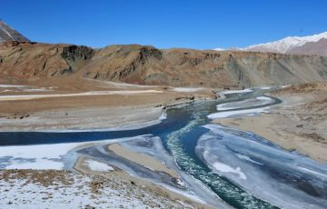 White Water Rafting On Indus And Zanskar River Tour