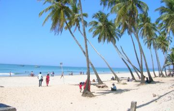 Beach In Goa Tour