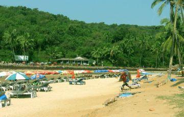 Beautiful Goa With Golden Triangle Tour
