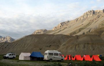 Bhaba Pass with Jeep Safari