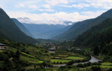 Bhutan Bicycle Tour