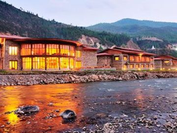 Bhutan, Land of the Thunder Dragon from Rest of India