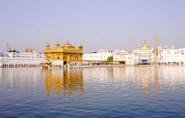 Blissful Golden Triangle Tour With Amritsar