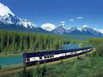 Canadian Rockies Vacation