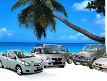 Car Rent from Mumbai Airport