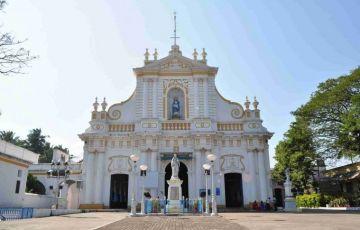 Churches of South India Tour